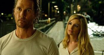 Serenity stars Matthew McConaughey and Anne Hathaway