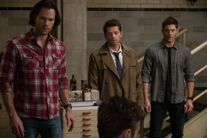Supernatural Season 14 Episode 7