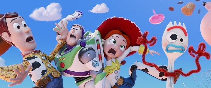 Animated Movies Toy Story 4