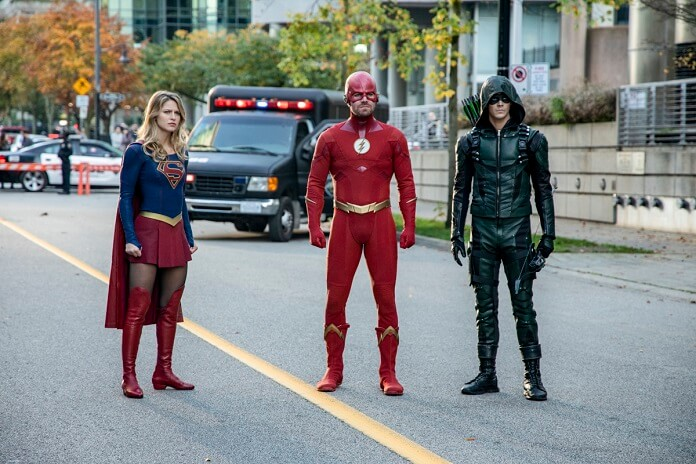 Arrow Elseworlds Part 2