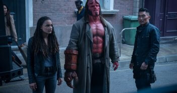 Hellboy star David Harbour