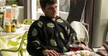 Future Man star Josh Hutcherson