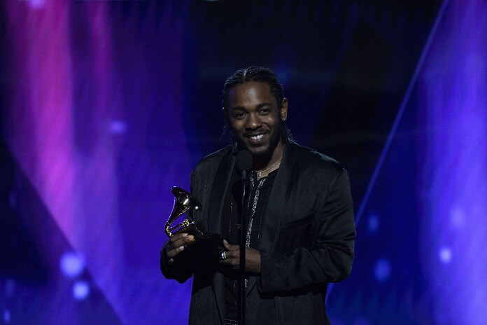 Grammy Awards Kendrick Lamar