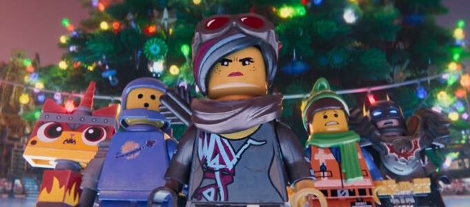 "'The LEGO Movie 2: The Second Part' Debuts Its ""Catchy"" Theme Song"