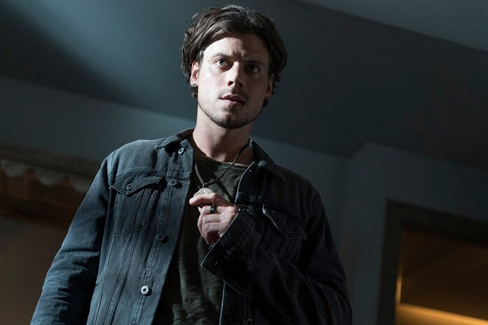 Francois Arnaud in Midnight, Texas