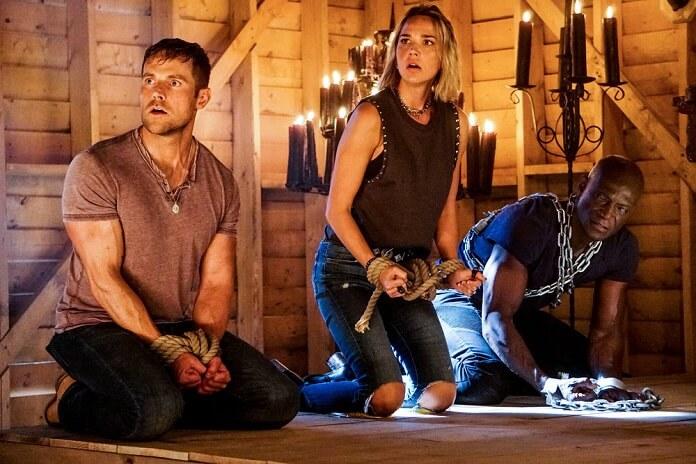 Arielle Kebbel Midnight, Texas Season 2
