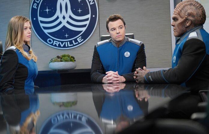 The Orville Season 2 Episode 1