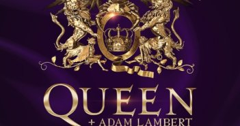 Queen and Adam Lambert Rhapsody Tour