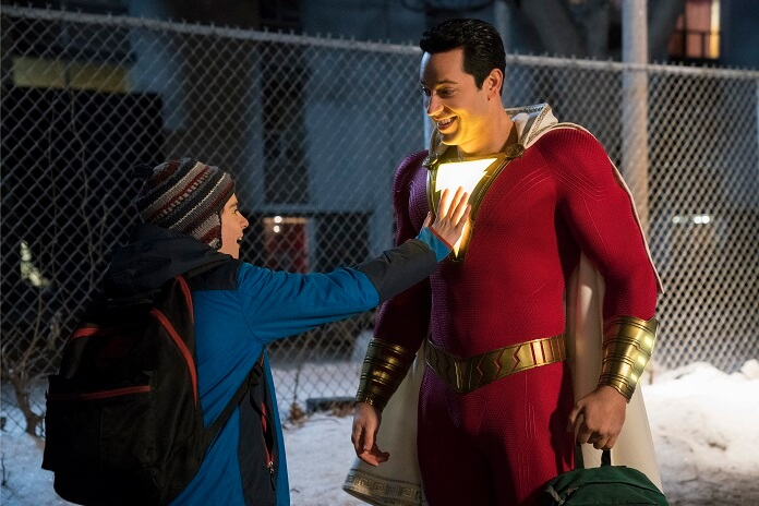 Comic Book Movies - Shazam