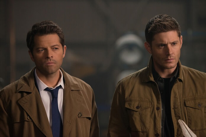 Supernatural Season 14 Episode 9