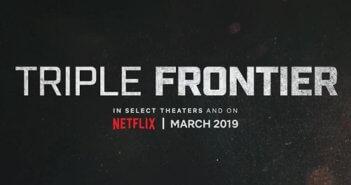 Triple Frontier Trailer