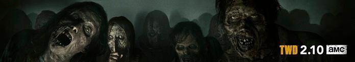 The Walking Dead Season 9 Whisperers