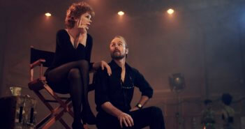 Fosse/Verdon Michelle Williams and Sam Rockwell