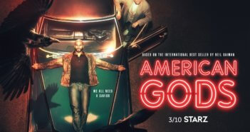 American Gods Season 2 Ricky Whittle