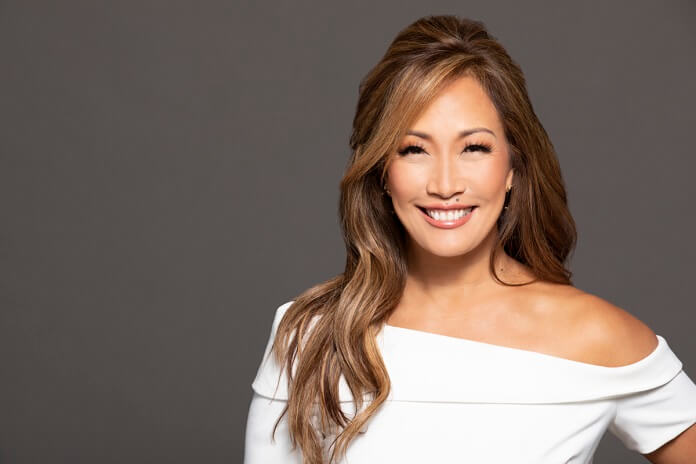 Carrie Ann Inaba The Talk