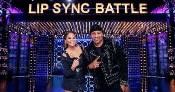 Lip Sync Battle Chrissy Teigen and LL Cool J