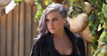 Eliza Coupe in Future Man Season 2