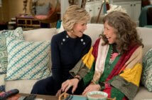 Grace and Frankie Jane Fonda and Lily Tomlin