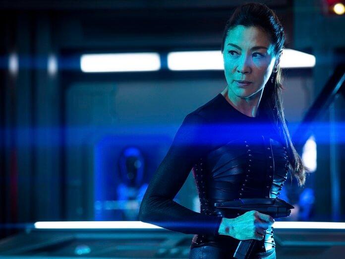 Star Trek: Discovery Michelle Yeoh