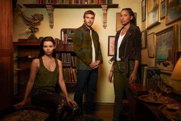 Siren Season 2 Cast