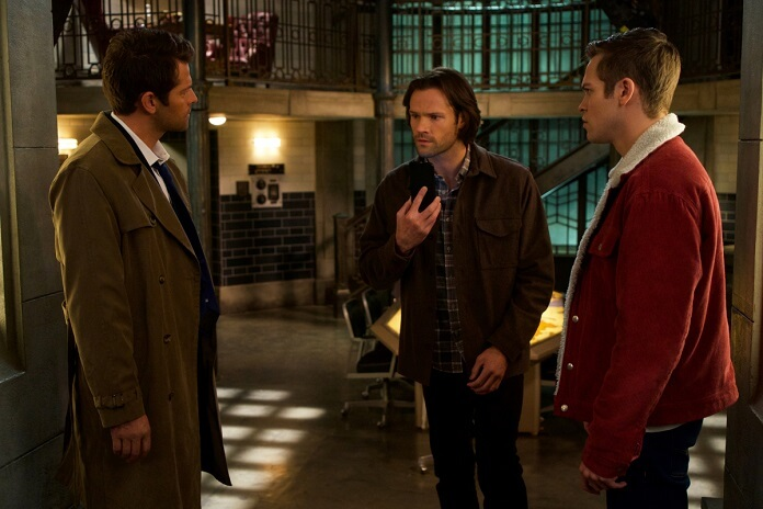 Supernatural Season 14 Episode 10