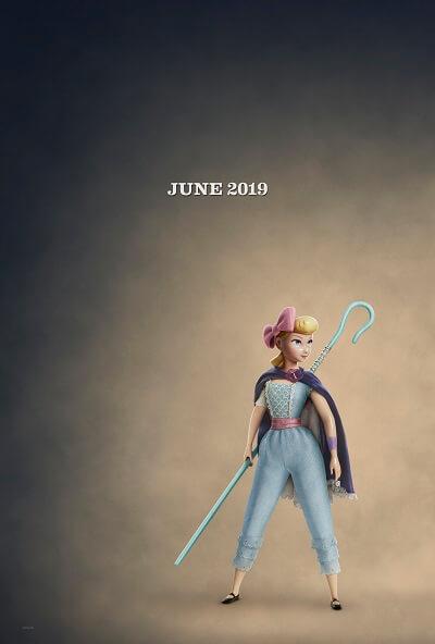 Toy Story 4 Bo Peep Poster