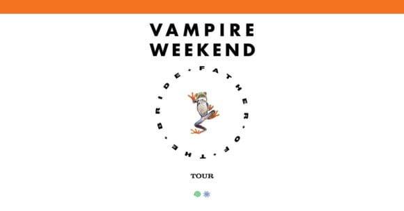 Vampire Weekend North American Tour