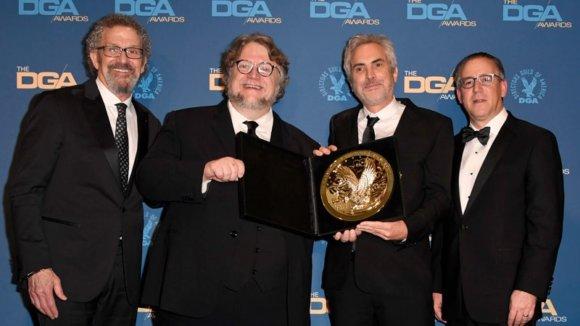 DGA Awards 2019 Alfonso Cuaron