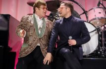 Elton John and Taron Egerton Rocketman