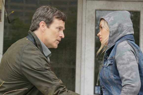 The Gifted Season 2 Stephen Moyer and Natalie Alyn Lind