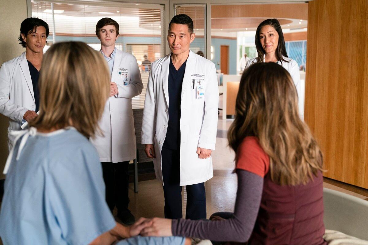 good doctor ep 16 dramafire