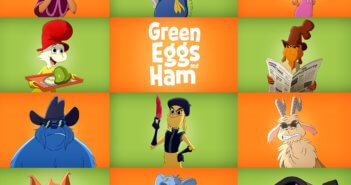 Green Eggs and Ham Cast