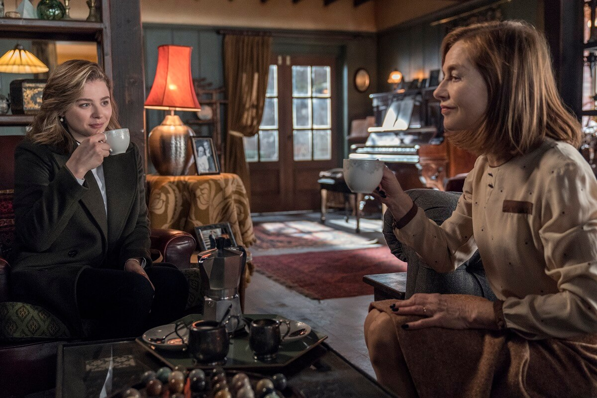 Greta Movie Review: Isabelle Huppert Delivers Thrills and ...