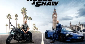 Summer Preview: Hobbs & Shaw Poster