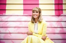Delta Goodrem in Olivia Newton John Hopelessly Devoted