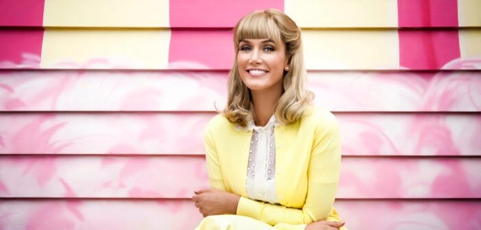 Delta Goodrem Exclusive Interview on Playing Olivia Newton-John in 'Hopelessly Devoted to You'