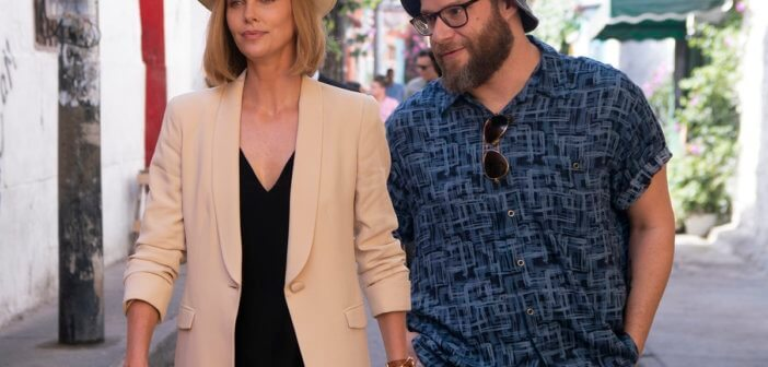 'Long Shot' Trailer: Seth Rogen's Out of Charlize Theron's League