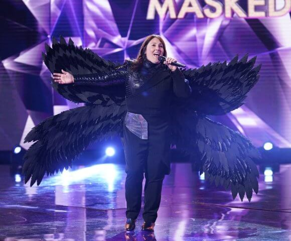 The Masked Singer The Raven