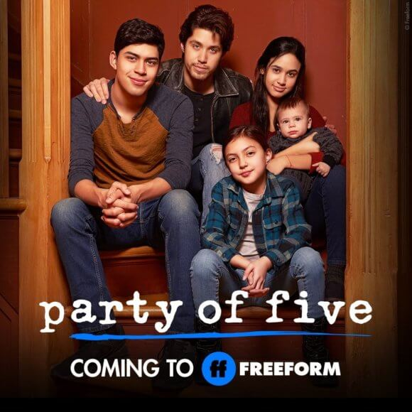 Party of Five Reboot Cast