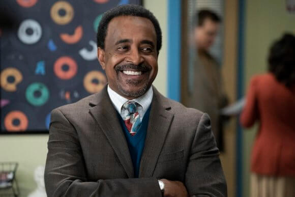 Schooled star Tim Meadows
