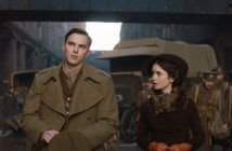 Tolkien stars Nicholas Hoult and Lily Collins