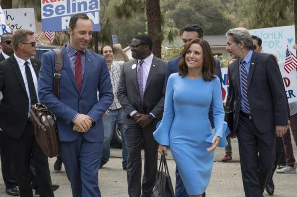 Veep Season 7 Episode 1