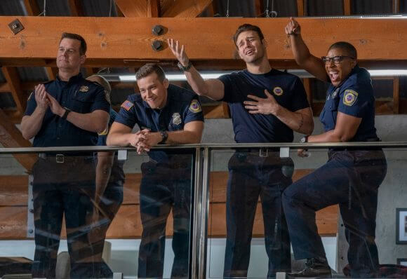 9-1-1 Season 2 Episode 11