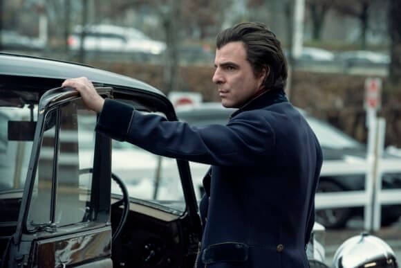NOS4A2 starring Zachary Quinto
