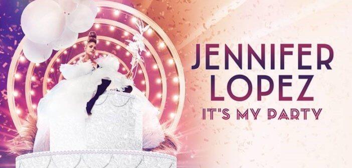 """Jennifer Lopez Announces """"It's My Party"""" Tour Dates and Details"""