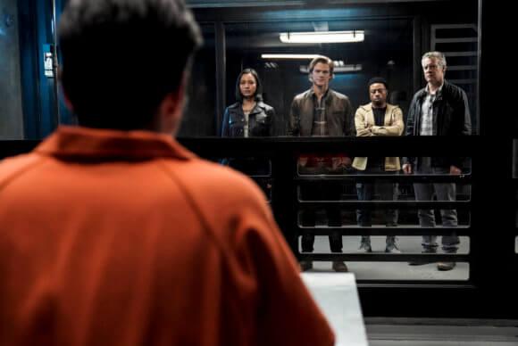 MacGyver Season 3 Episode 18