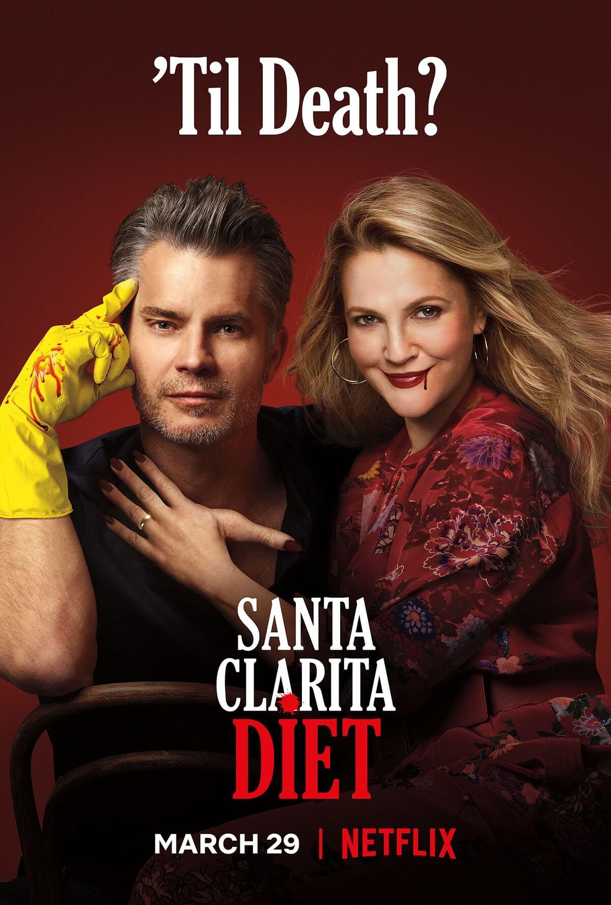 Santa Clarita Diet Besetzung
