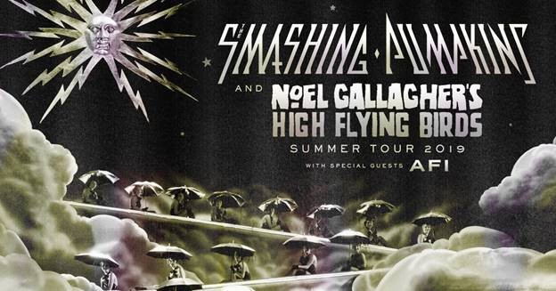 The Smashing Pumpkins Tour