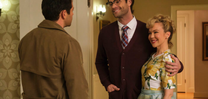 "'Supernatural' Season 14 Episode 15 Recap: ""Peace of Mind"""