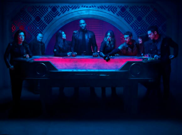 Agents of S.H.I.E.L.D. Season 6 Cast